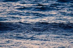 Small ripples photo