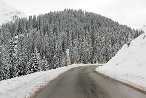 Mountin Road, Austria foto