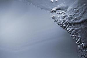 Fluid water photo