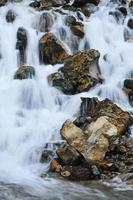agua en cascada