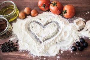 concepto de alimentación saludable