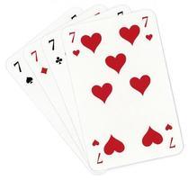 poker de siete foto