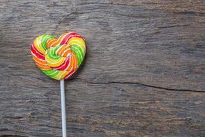 heart-lollipop, concept love, valentine photo