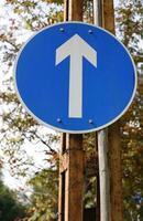 una sola dirección