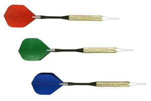 RGB darts