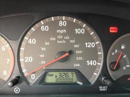 300,000 miles