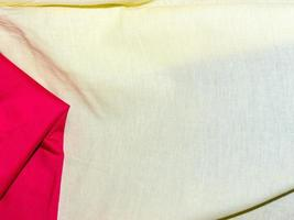 textura de algodón.