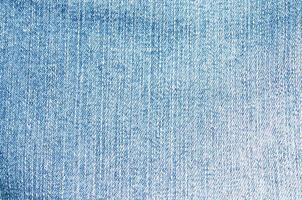 Jeans texture photo