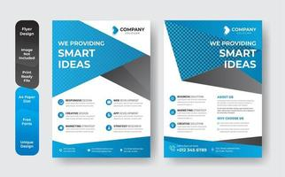Creative Corporate and Business Flyer Brochure Template Set