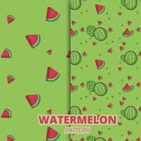 Watermelon Pattern Set