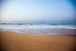 Beautiful beach photo