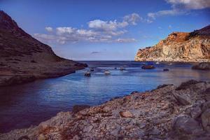 Cala Figuera - Palma di Maiorca photo