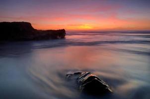 suavidad en la marea foto