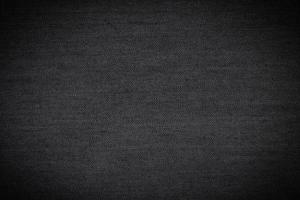 Black Fabric Texture Background / Black Fabric Texture