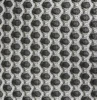 textura de malla de zapato foto