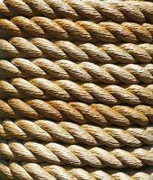 textura de cuerda grande