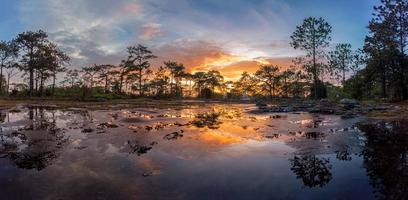 parque nacional phu kradueng foto