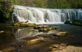 Flowing Waterfall photo
