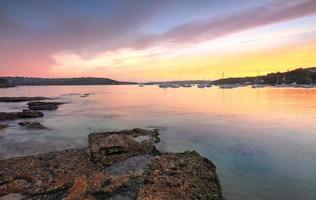 Sunrise over Hunters Bay photo