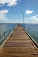Town pier photo