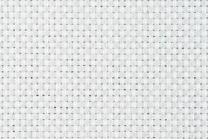 textura de vinilo blanco foto