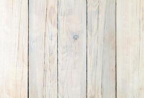 White wooden texture photo