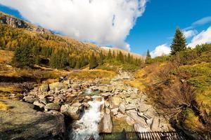 Val di Fumo - Adamello Trento Italy photo