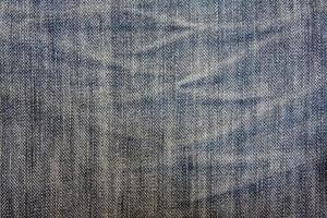 Rough jeans texture photo