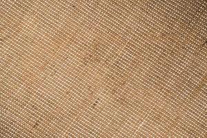fondo de textura de arpillera foto