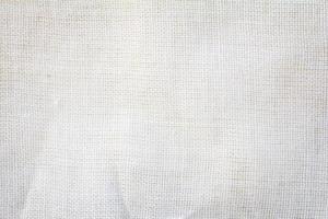 textura de tela blanca