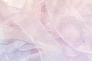 Translucent ribbons. background texture photo
