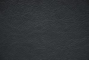 black leather texture background. photo