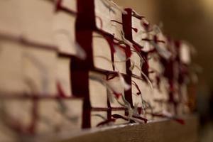 estante de biblias