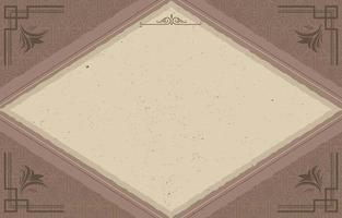 Minimalist Vintage Texture Background vector
