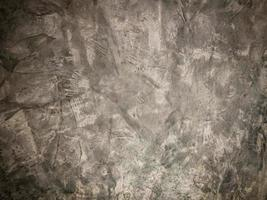 Bare gray concrete background photo