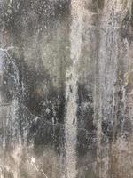 Gray bare concrete background photo