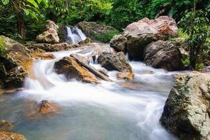 Waterfall at sarika photo