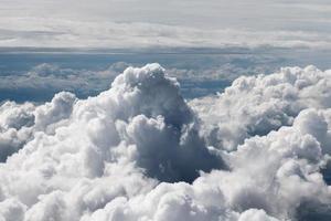 nubes desde arriba