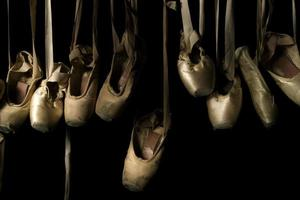 hanging shoes 3 photo