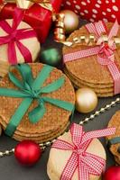 Christmas Biscuit Cookies and Gifts