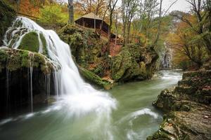 Bigar waterfall,Romania photo