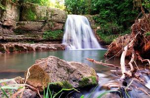 waterfall, Bulgaria photo