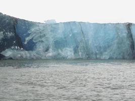 coastal iceberg scenery photo