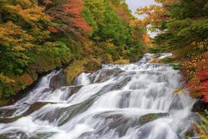 Ryuzu Falls Cascade Terraces