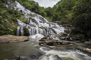 Mae-Ya Waterfall photo