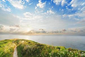 camino al mar foto