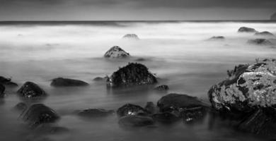 mirando la marea foto