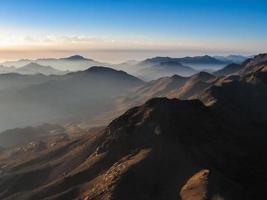 Mount Sinai summit