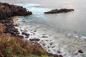 Sauzal Coast, Tenerife.