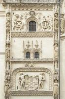 Burgos Cathedral, Condestable Chapel,architectural  detail